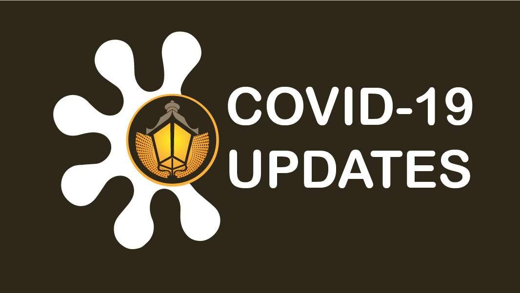 COVID – 19 Update